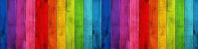 skinali lemn colorat