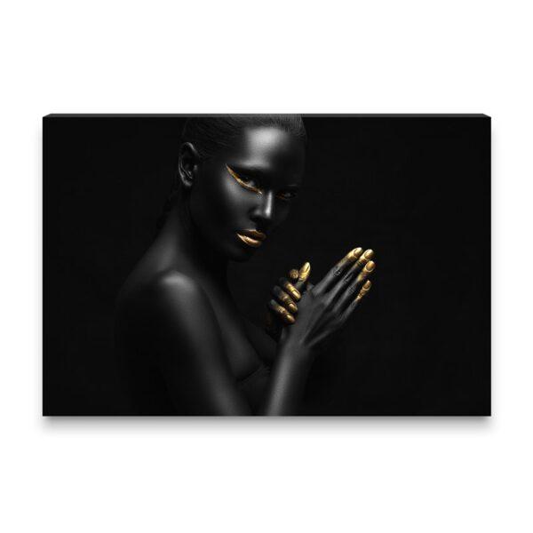 Tablou canvas Golden Women